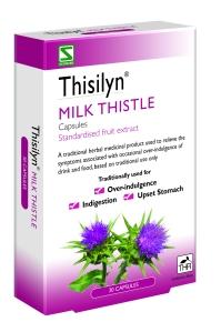 Thisiliyn Milk Thistle 3D